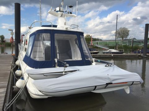 Sealine F33/330 Fly + Segel-Cat-Beiboot
