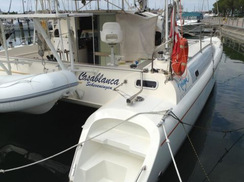 Fountaine Pajot Antigua Maestro 37