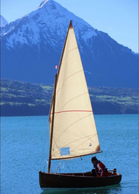 Montisola 12foot Dinghy