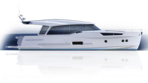 Greenline 48 Coupe