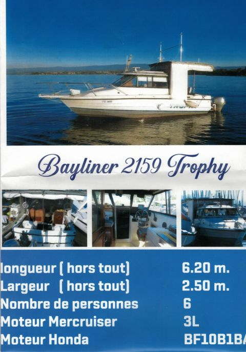 Bayliner 2159 Trophy