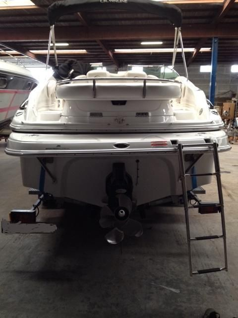 Crownline 265 SS (Bowrider)