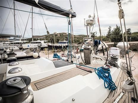 Baltic Yachts 51