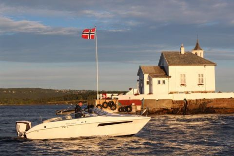 Nordic Ocean Craft 22 DC +140PS Suzuki