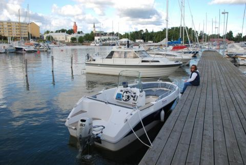Nordic Ocean Craft 18CC + 60PS Suzuki