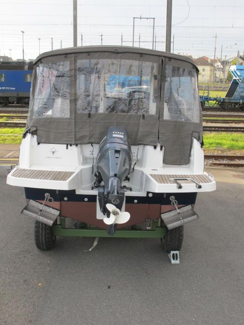 Jeanneau Merry Fisher 795 HB Legende