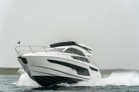 """Fairline Squadron 50 """"NEW - ON DISPLAY"""" - MODEL 2"""