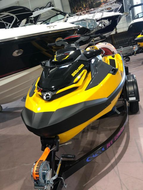 Sea-Doo RXT-XRS 300