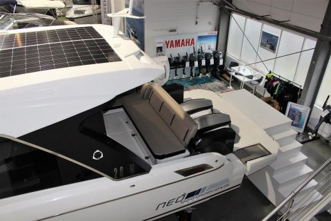 Greenline NEO Coupe Voll inkl. hydr. Plattform