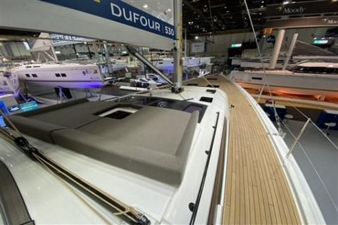 Dufour 530 Grand Large