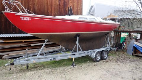 Marieholm IF-Boot 26