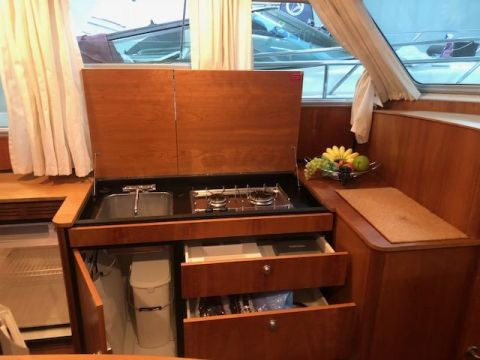 Linssen Grand Sturdy 299 AC, Mod. 2007 in Berlin