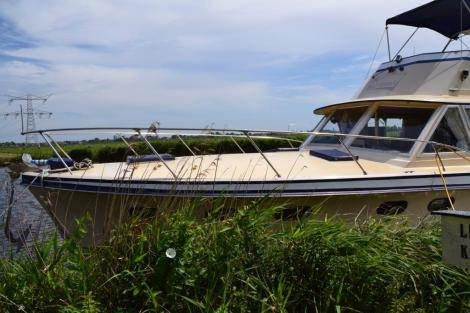 Hatteras convertible classic