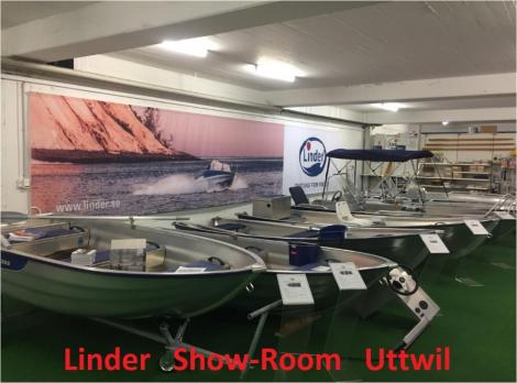 Linder Fishing 410 (Aluminiumboot)