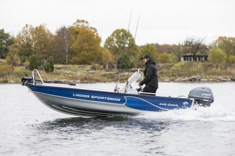 Linder Sportsman 445 Catch (Aluminiumboot)