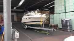 Bayliner 2355 Ciera incl. Trailer Kajütboot