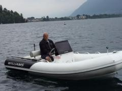 Williams Turbojet 460 / Hafenplatz Locarno