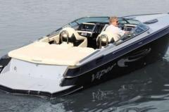 Viper 283 Toxxic mit LP am Bodensee