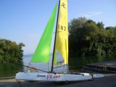 Hobie Cat FX-One Catamaran