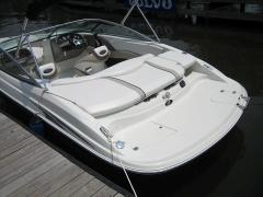 Caravelle 217 BR mit Wakeboardtower