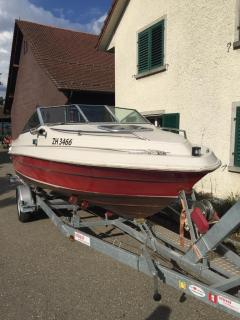 Sea Star Ray Seville 5.6 Kabinenboot
