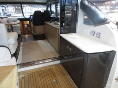 Princess V48 Deck Salon
