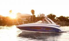 Regal 33 Express Pilothouse