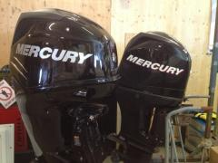 Mercury de 3,5 à 300 XL en stock