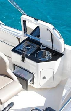 Quicksilver ACTIV 755 SUNDECK , Mercury 250 XL