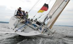 F.N.M.A. Yachting Bruce Farr 2 Tonner