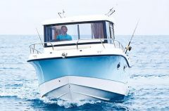 Quicksilver (Brunswick Marine) Captur 905 Pilothouse
