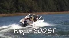 Flipper 600 DC by Marine Center Goldach