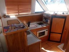 Riviera 43 Flybridge convertible
