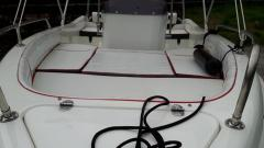 Marinello Happy Fishing open- HONDA BF 60-Trailer