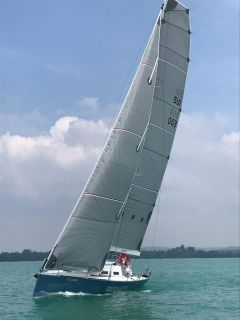 AXion33.5 IMPERATOR Yacht a vela
