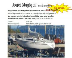 Yachting France Jouët 920