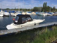 Scand 7100 Dynamic, Volvo Penta V8, 275 PS