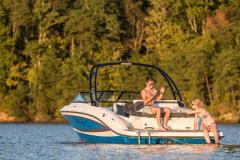 Sea Ray 21 SPX  4.5 ECT M 2018