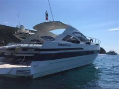 Cantieri Dell'adriatico Pershing 43 Yacht a Motore