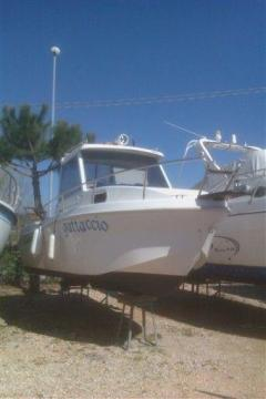 Saver Manta 540 Cabin Fisher