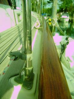Marine Yachting Project Moody 47 Carbineer