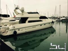 Mochi Craft 56 Fly Flybridge Yacht