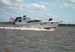 Broom 44 Hardtop Motoryacht