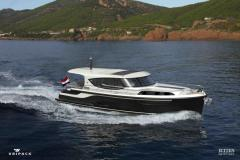 Jetten Yachting 42 MPC Hardtop Yacht