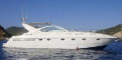 Marine Projects Fairline targa 48 Cruiser Yacht