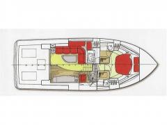 ARS Mare rs 38 Flybridge Yacht