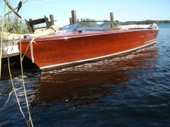 Chris Craft Continental 1955 25 ft Sport Boat