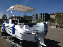 Ranieri International Shadow 19 Bateau avec cabine