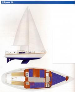 Nautic Boercherts Princess 30