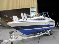 Sea Ray 230 OW Deck Boat